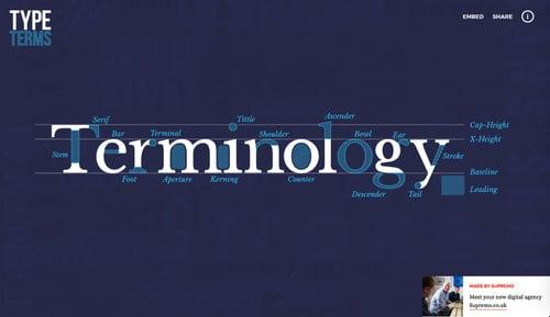 hottest-website-design-trends-typography