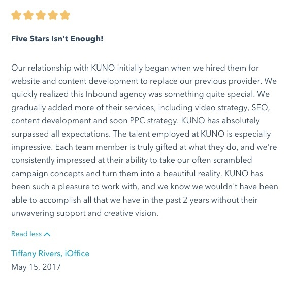 iOffice Review