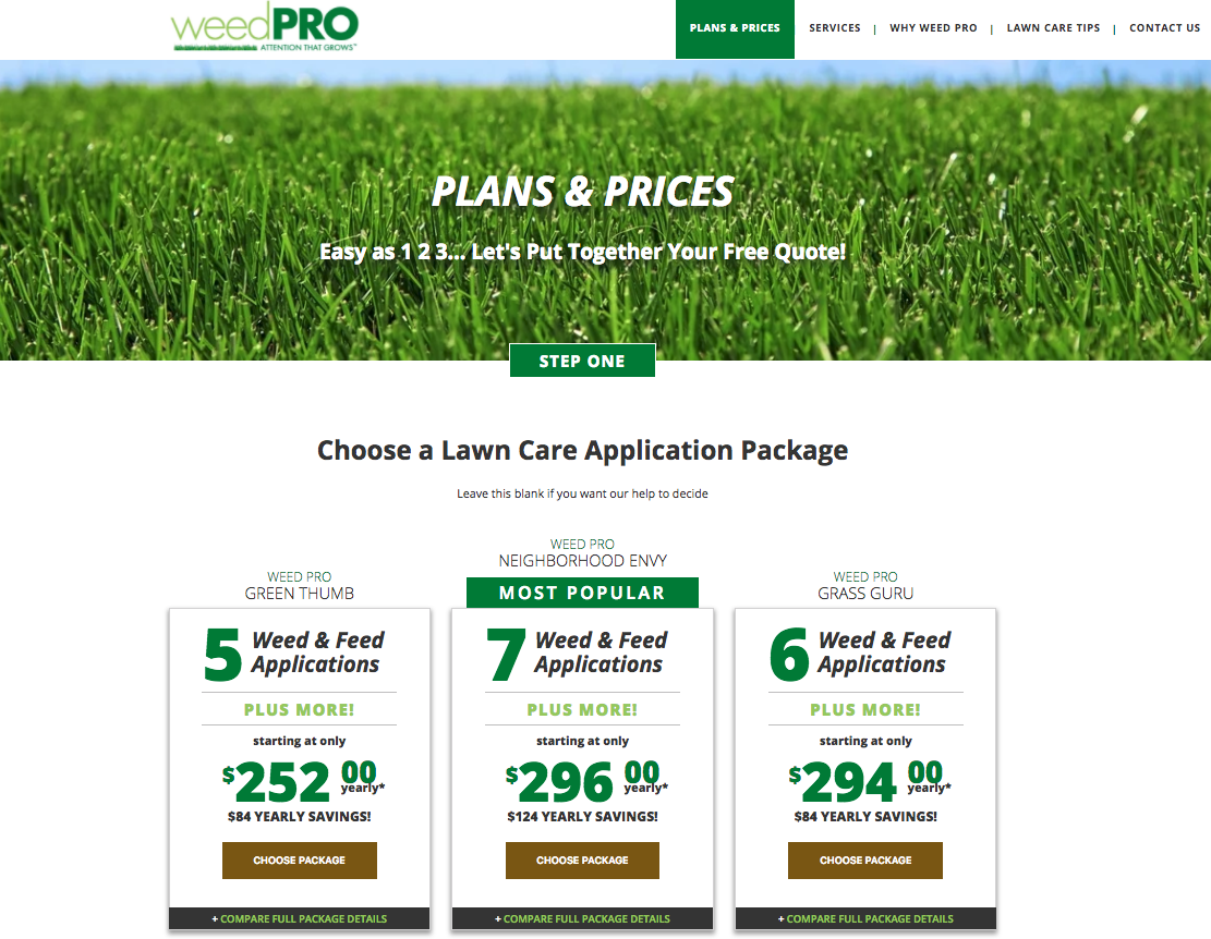 lawn-care-pricing-page