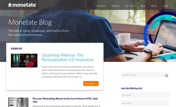 monetate blog