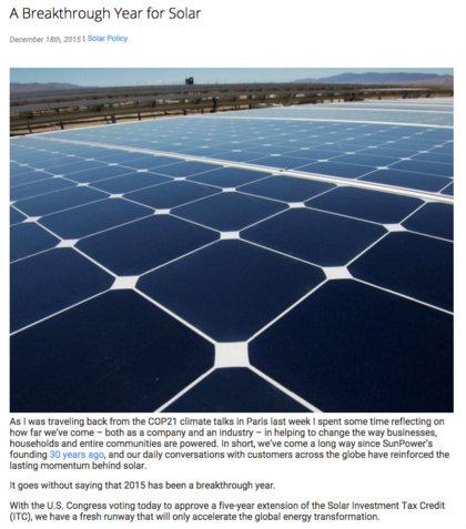 newsjacking-sunpower