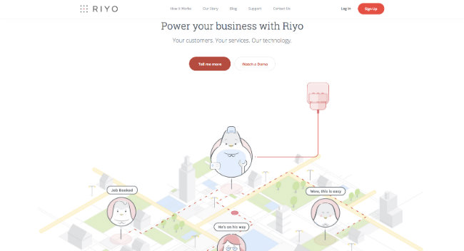 riyo-homepage