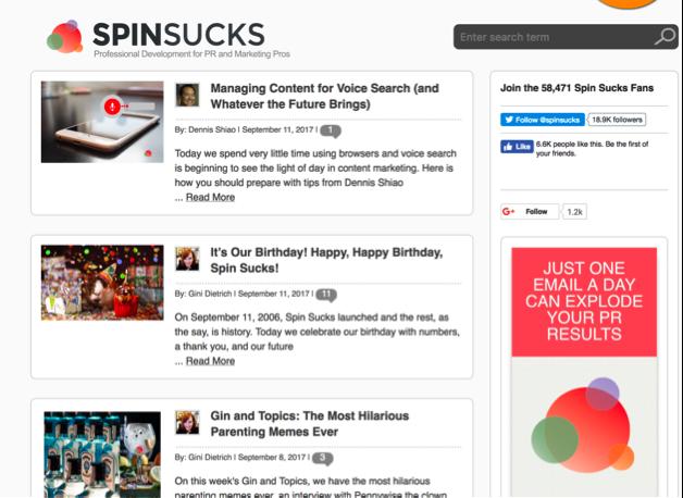 spin sucks blog