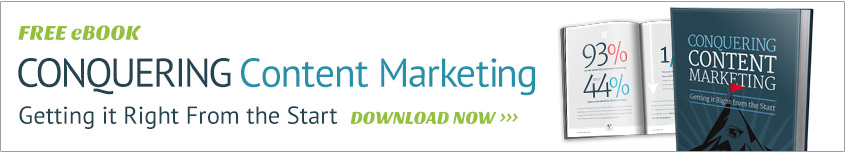 Conquering Content Marketing