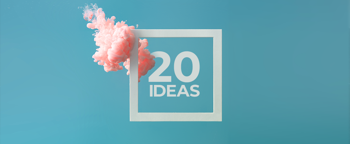 20 Ideas to Maximize Your Digital Brand in 2020