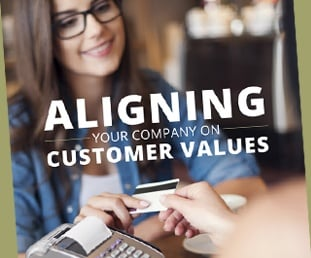 Download Aligning your company on customer values