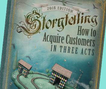 Free Marketing Storytelling Ebook