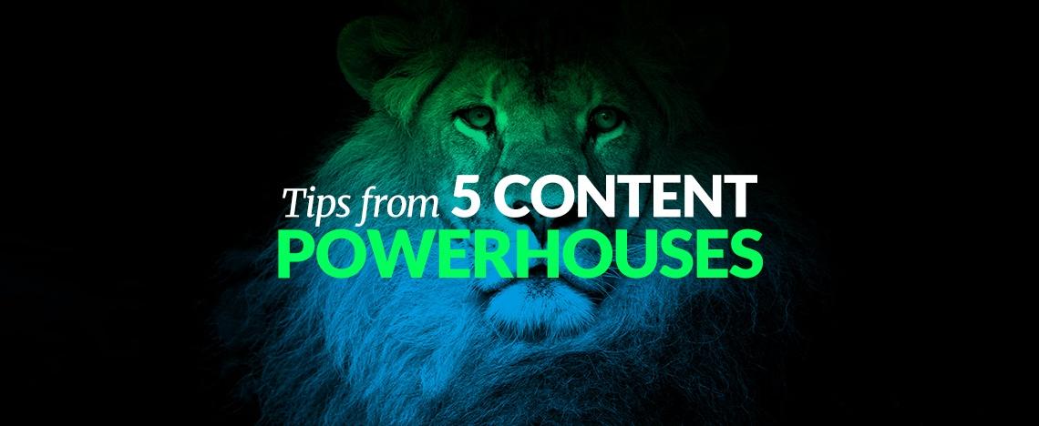 5-Content-Powerhouses