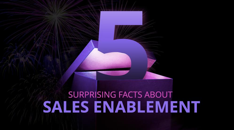 5 Surprising Facts About Sales Enablement