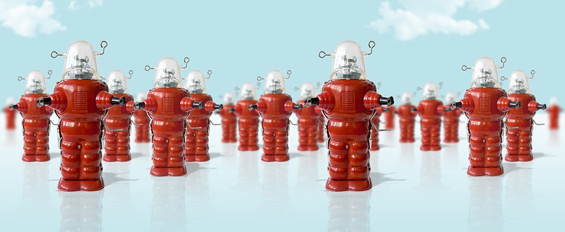 Send in the Robots: How to Get Started With A.I. in Content Marketing