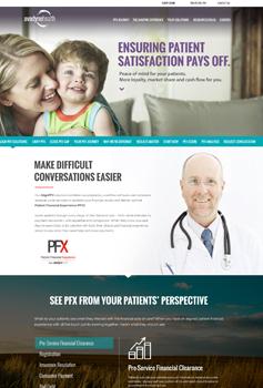 Avadyne Home Website
