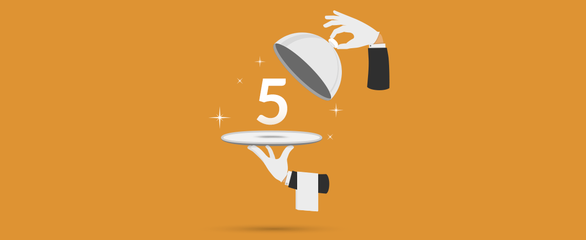 The 5 Ingredients of Effective Website Content Writing