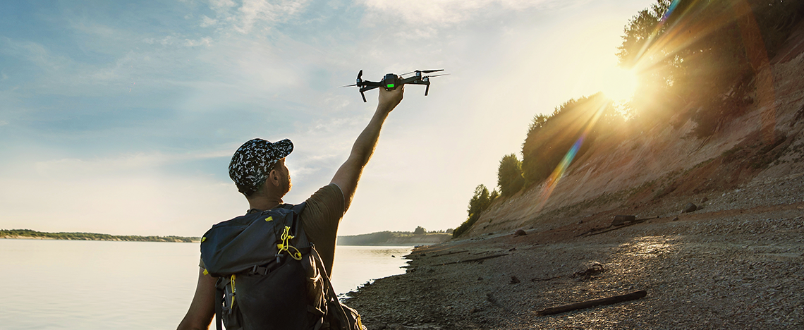 How Drone Footage Can Enhance Your Client's Storytelling