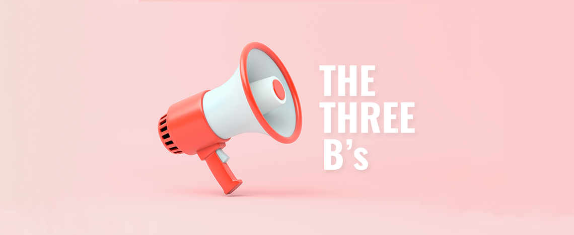 The 3 B's To Consider Before Rebranding