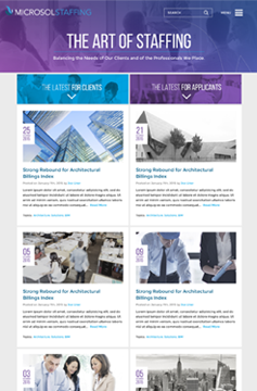 Microsol Staffing Blog