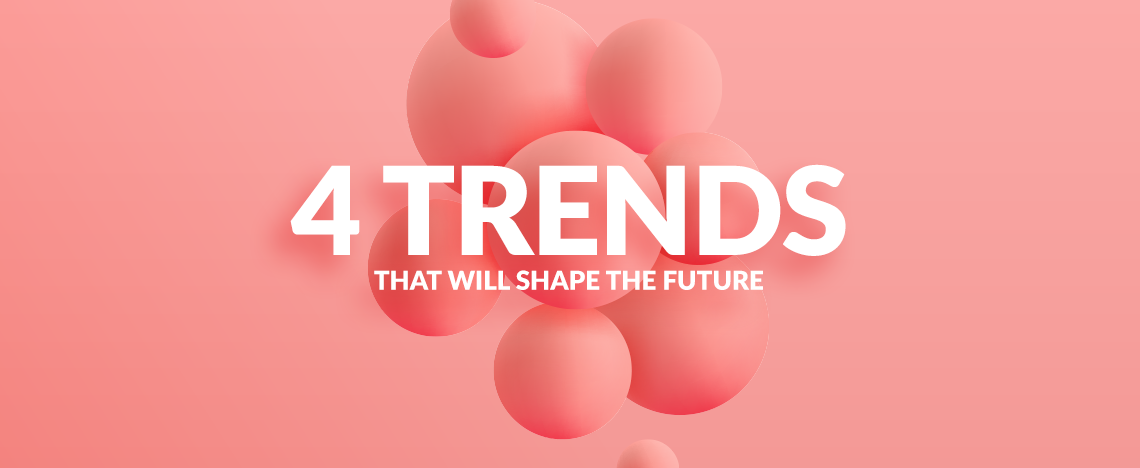 4 Leading Web Design and Development Trends That Will Shape the Future