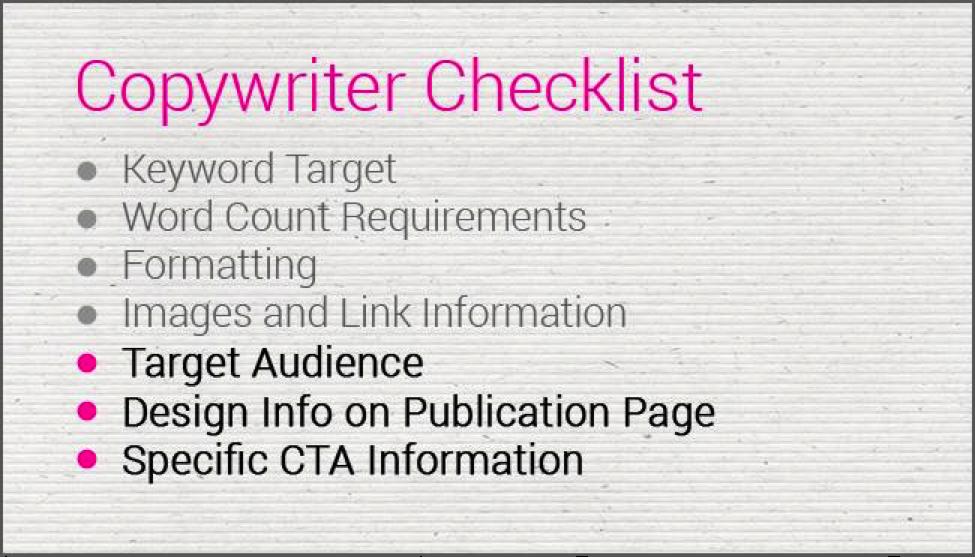 copywriting-checklist