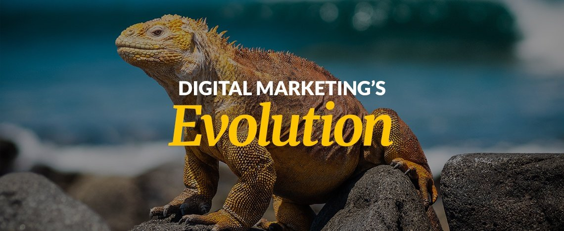 Digital Marketing's Evolution: 5 Disruptors You Can Leverage