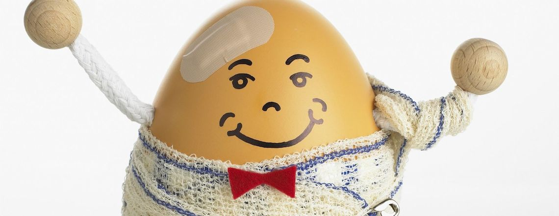 Flipping the Script of 'Humpty Dumpty' Healthcare Marketing