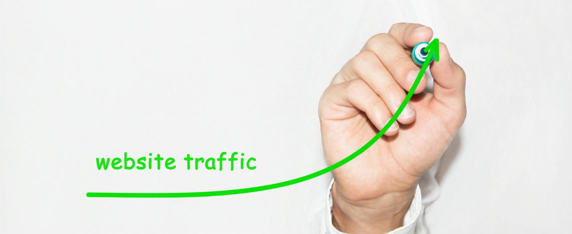 How to Increase Website Traffic For a New URL